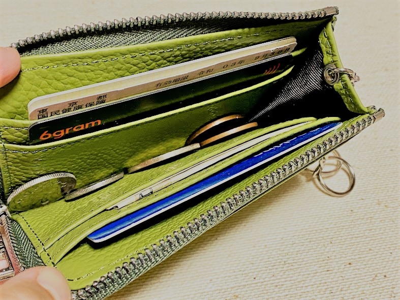 とにかく薄い財布